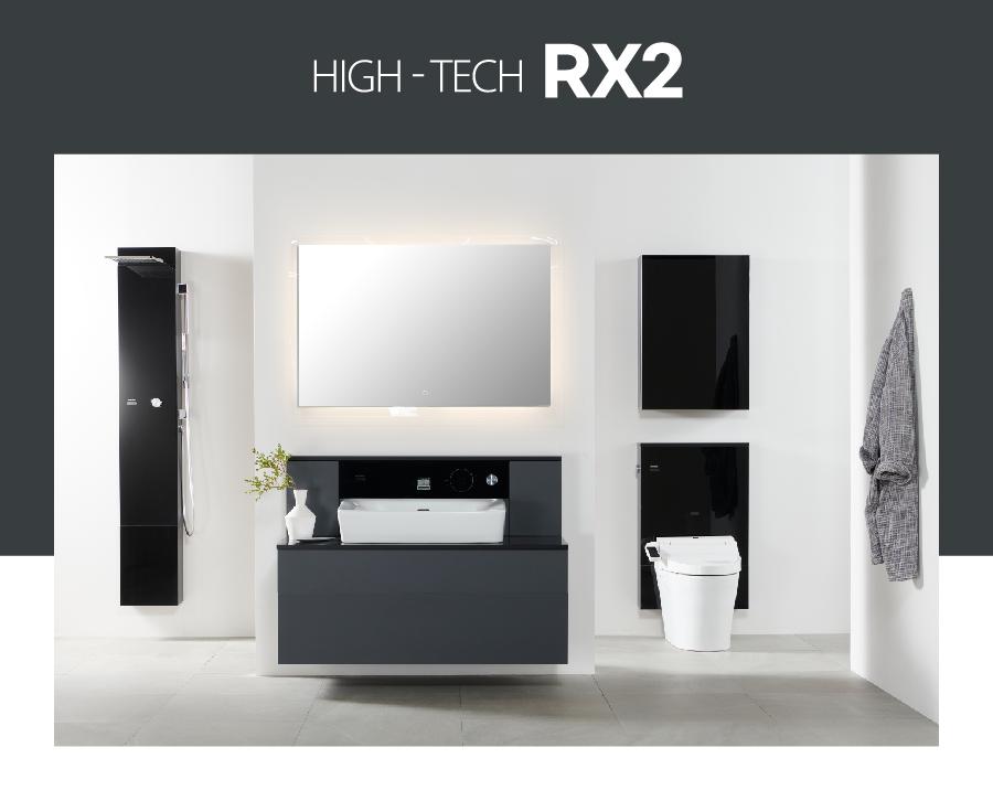 high tech RX2