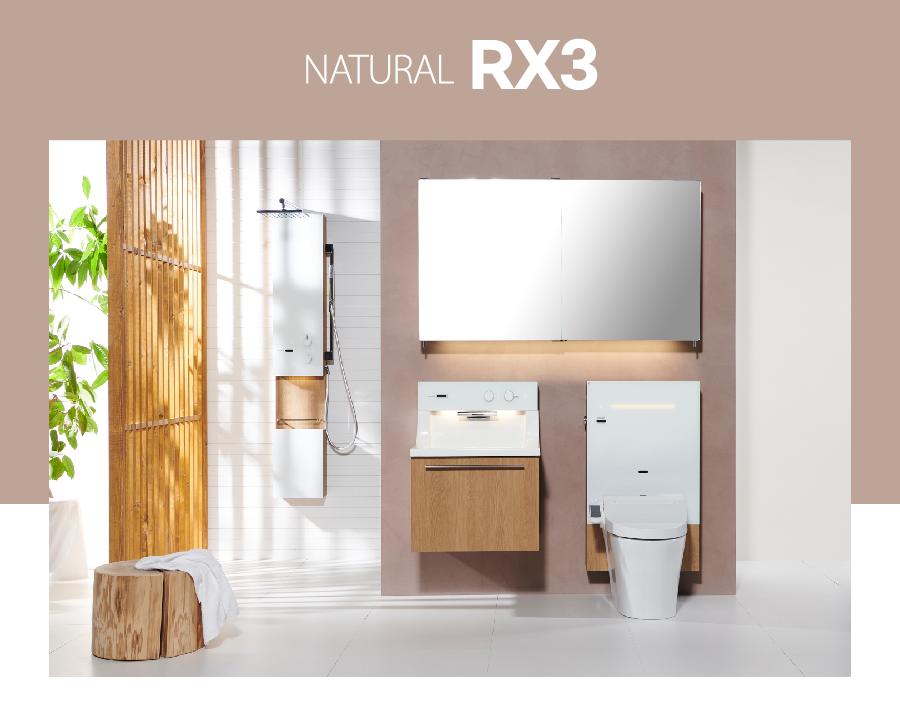 natural RX3